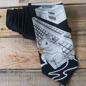 Addiction Geek Tie